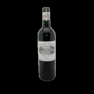 Le Mans, vente de bouteille de vin rouge Château Pierrail