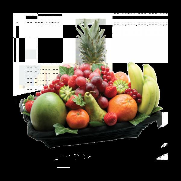 Grande corbeille de fruits frais livrée en 24h dans votre entreprise en Sarthe, l'Orne, la Mayenne