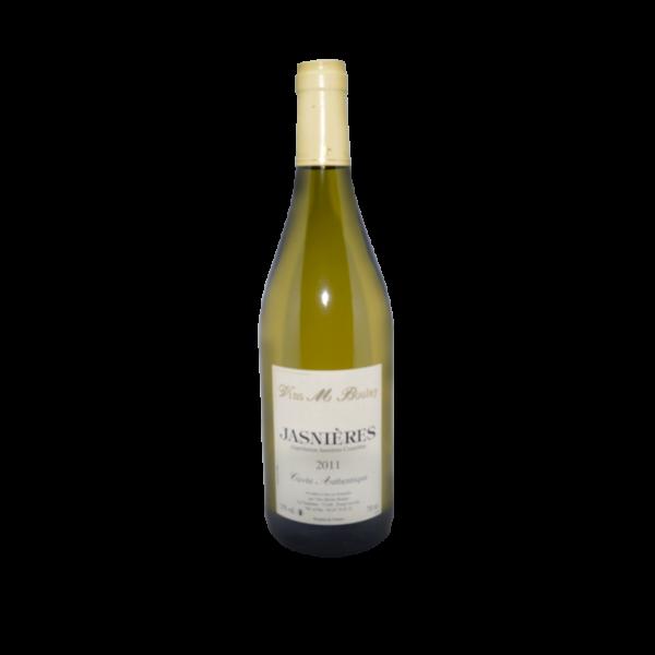 Jasnière du pays de Loire, vin blanc 75cl