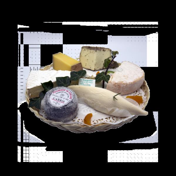 Magnifique plateau de fromage livré en 24h dans votre entreprise entreprise, Chèvre, Comté, Brie, etc