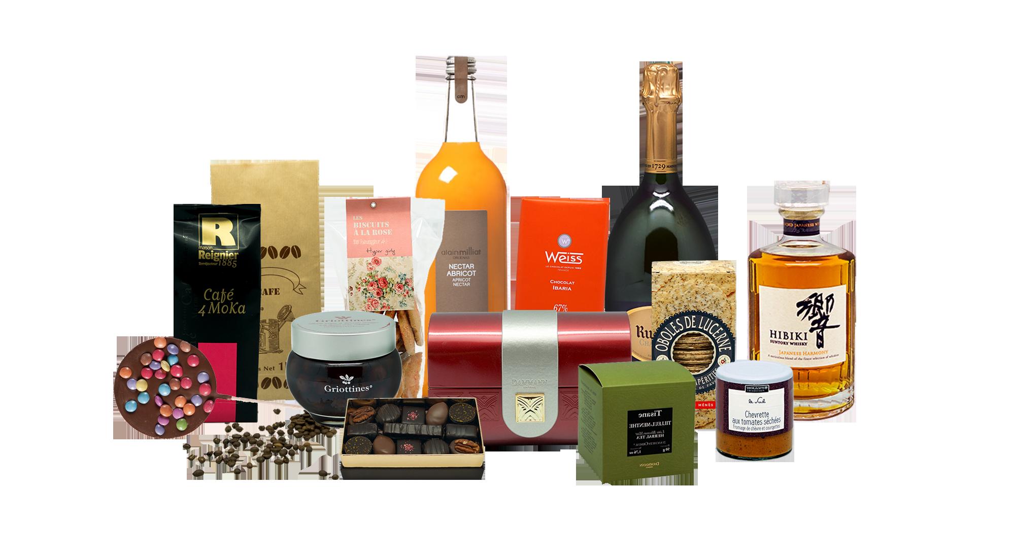 Découvrir les excellents produits de l'épicerie fine Maison Reignier au Mans en Sarthe 72