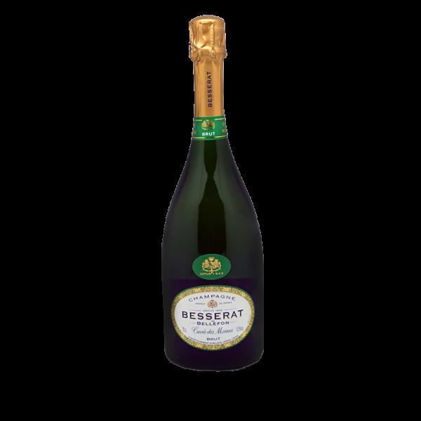 Bouteille de Besserat brut - champagne 75cl