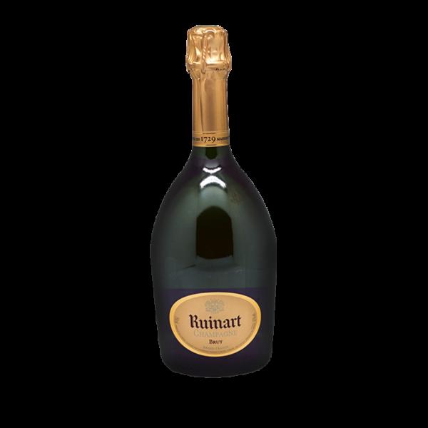 Bouteille de Ruinart brut - champagne 75cl