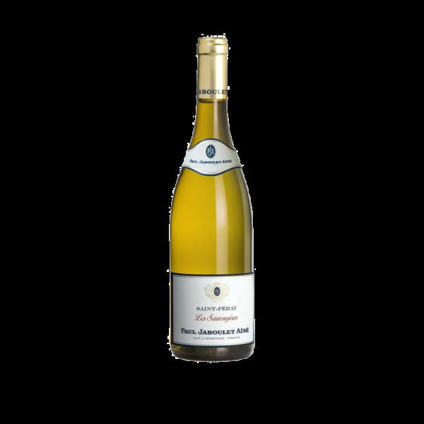 Bouteille de Saint Péray, vin blanc 75cl