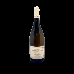 Bouteille de Touraine Azay le Rideau, vin blanc 75cl